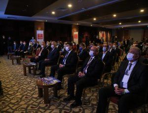 """""""Pandemi Sonrası Bölgesel Kalkınma Toplantıları""""nın dördüncüsü Antalya'da yapıldı"""