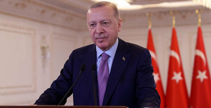 Cumhurbaşkanı Erdoğan'dan Nevruz Günü paylaşımı: