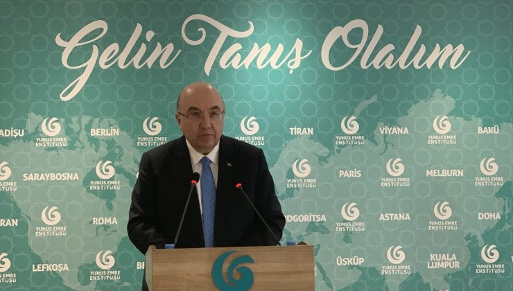 """Rusya'da """"İstiklal Marşı'nın Kabulü ve Mehmet Akif Ersoy'u Anma Günü"""" etkinliği düzenlendi"""