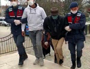 Sakarya'da sulama kanalı kapaklarını çaldıkları iddiasıyla 2 şüpheli tutuklandı