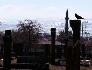 Selçuklu Meydan Mezarlığı'nda toprak altındaki mezar taşları ortaya çıkarılarak yurt dışında tanıtılacak