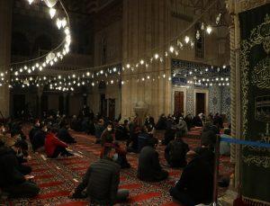 Edirne, Kırklareli ve Tekirdağ'da Berat Kandili dualarla idrak edildi
