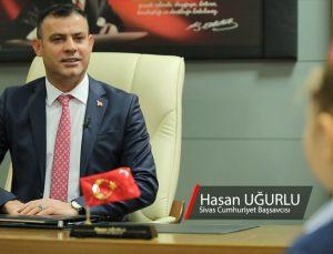Sivas Cumhuriyet Başsavcılığından İstiklal Marşı'nın kabulünün 100. yılına özel klip