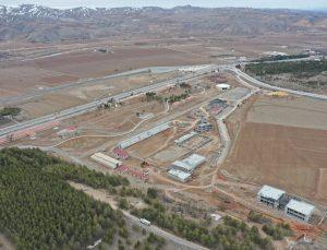 Sivas'ta Hamidiye Kültür Parkı 4 Eylül'de açılacak