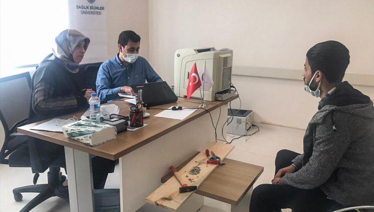 Suriye'nin kuzeyindeki Çobanbey beldesinde kurulan tıp fakültesi 16 Mart'ta eğitime başlayacak