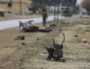 Suriye'nin Rasulayn ilçesinde bombalı saldırı: 1 ölü