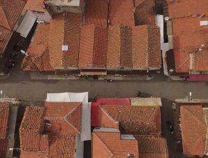 Tarihi Kula Çarşısı'nda restorasyon başladı
