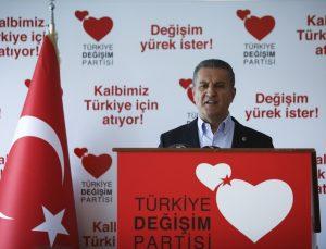 TDP Genel Başkanı Sarıgül, HDP'nin kapatılması istemli davada doğru kararın verileceğine inandığını belirtti