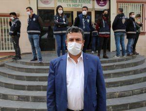 """""""Tehdit edildiği için Diyarbakır annelerine katıldığı"""" iddiasını yalanladı"""