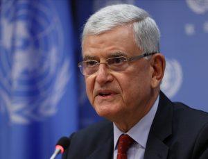 BM 75. Genel Kurul Başkanı Bozkır, gelecek hafta Suriyeli mültecileri ziyaret edecek