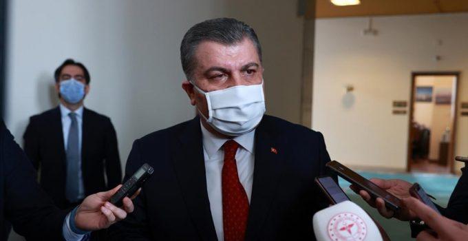 Sağlık Bakanı Koca, Mecliste soruları yanıtladı: