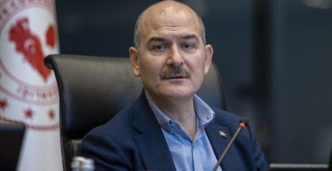 """İçişleri Bakanı Süleyman Soylu'dan """"18 Mart Şehitleri Anma Günü"""" mesajı:"""