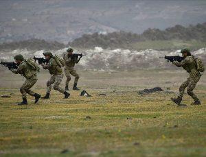 Milli Savunma Bakanlığı, 14 PKK/YPG'li teröristin etkisiz hale getirildiğini bildirdi
