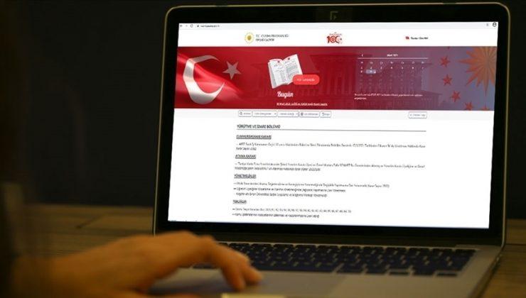 Türkiye'nin İstanbul Sözleşmesi'nden ayrıldığına dair karar Resmi Gazete'de yayımlandı