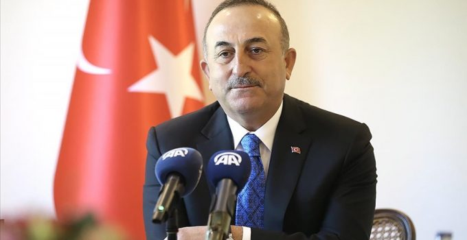 Dışişleri Bakanı Çavuşoğlu, Asya'nın Kalbi-İstanbul Süreci Konferansı için Tacikistan'da