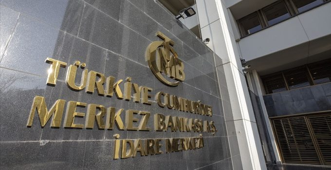 TCMB'nin 2020 yılı dönem karı 34,5 milyar lira oldu
