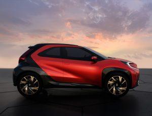 "Toyota A segmenti için ""Aygo X prologue"" vizyonunu sergiledi"