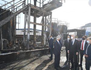 Tunus Cumhurbaşkanı Said, Gabis'teki fabrika patlamasına ilişkin incelemenin acilen sonuçlandırılmasını istedi