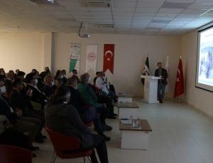 """Türk hekimler, Çobanbey Hastanesindeki """"2. Tıp Sempozyumu""""nda Suriyeli meslektaşlarıyla tecrübelerini paylaştı"""