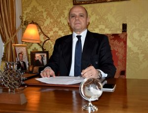 Türk-İtalyan ilişkileri karşılıklı güvene dayanıyor