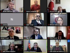 """Türk ve Azerbaycanlı iş insanları """"dijital istihdam""""ı konuştu"""