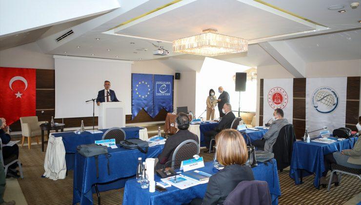 Türkiye Adalet Akademisi ile diğer yargı kurumlarındaki eğitici hakim ve savcılara yönelik eğitim programı
