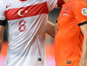Türkiye ile Hollanda 13. randevuda