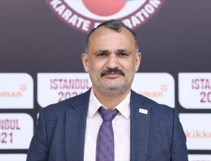 Türkiye Karate Federasyonu Başkanı Esat Delihasan, milli sporculara güveniyor: