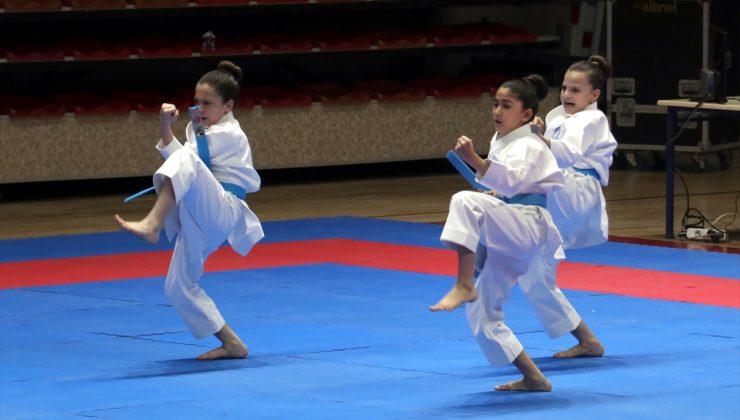 Türkiye Kulüplerarası Takım Karate Şampiyonası, Yalova'da başladı