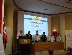 UMKE'nin arazi sürüş teknikleri eğitimi Antalya'da başladı