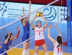 Voleybol: 2021 CEV 16 Yaş Altı Kızlar Avrupa Şampiyonası elemeleri
