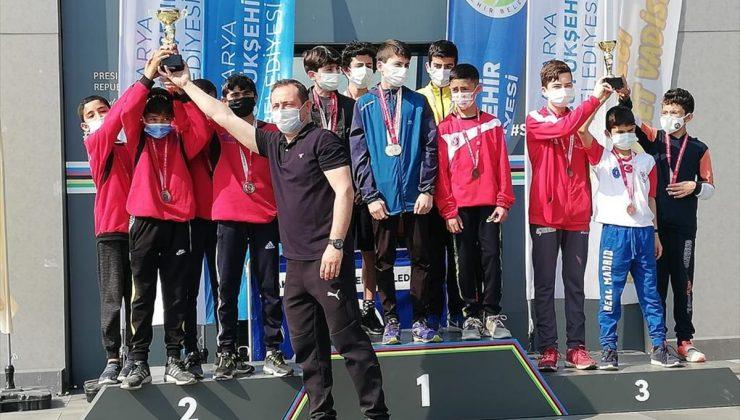 18 Yaş Altı Bölgesel Kros Ligi 2. Kademe yarışları, Sakarya'da düzenlendi