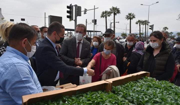 Tarım ve Orman Bakanlığından yerli ve milli tohumlar için sosyal sorumluluk projesi