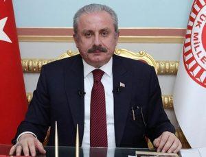 TBMM Başkanı Şentop, Pençe-Yıldırım Operasyonu'nda şehit olan asker için başsağlığı diledi
