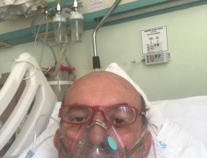KOVİD-19 HASTALARI YAŞADIKLARINI ANLATIYOR – 70 gün süren tedavi sonrası iyileşen hasta, sağlık çalışanlarının özverisini unutamıyor