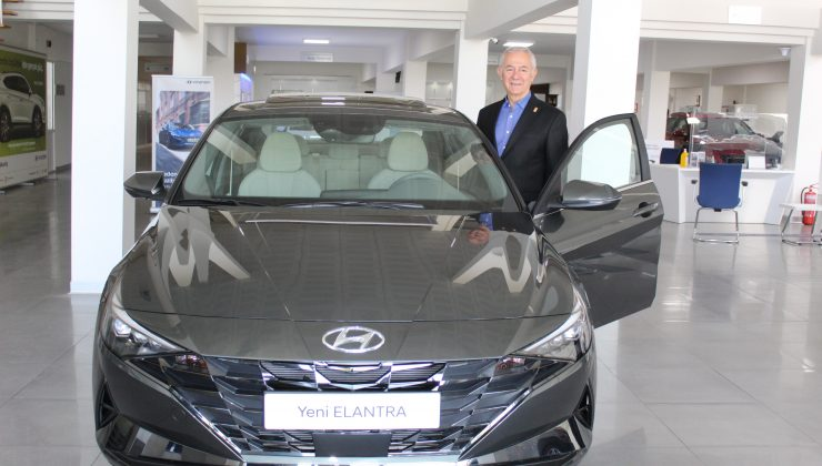 Segmentinde Fark Yaratacak Hyundai ELANTRA Şimdi Türkiye'de.