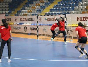 A Milli Kadın Hentbol Takımı'nda hedef Dünya Şampiyonası