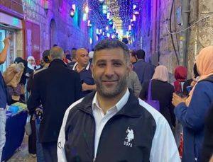 AA muhabiri Batı Şeria'daki Filistinlilerin hapsi göze aldığı Mescid-i Aksa yolculuğuna tanıklık etti