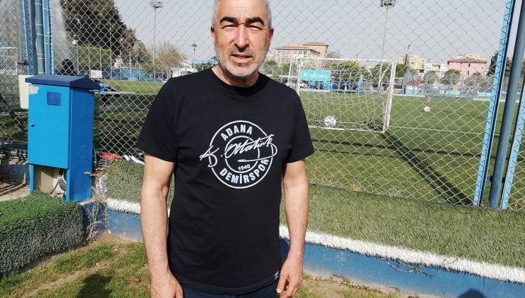 """Adana Demirspor Teknik Direktörü Aybaba: """"Akhisarspor maçından 3 puanla ayrılmak istiyoruz"""""""