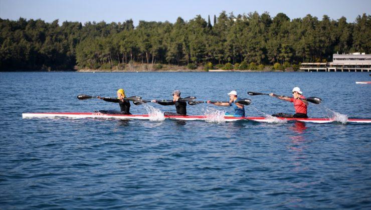 Adana, durgun su sporlarında cazibe merkezi haline geliyor