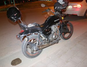 Adana'da iki motosiklet çarpıştı: 2 yaralı