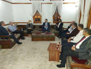 AK Parti Genel Başkan Yardımcısı Şen, Anadolu Sohbetleri'ne katıldı: