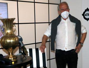 Altay, Mustafa Denizli ile sezon sonuna kadar sözleşme imzaladı