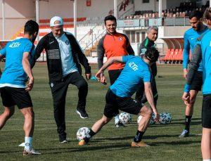 Altay, Ümraniyespor maçına hazır