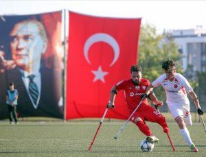 Ampute Futbol Milli Takımı, Polonya ile hazırlık maçları öncesi Ankara'da kamp yapacak