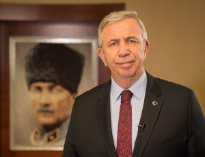Ankara Büyükşehir Belediye Başkanı Mansur Yavaş, 100 milyon liralık destek paketini açıkladı: