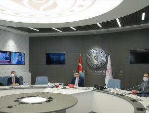 Bakan Dönmez, geçen yıl enerji verimliliği için 635 milyon dolar yatırım yapıldığını bildirdi: