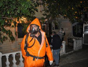 Aydın'da yalnız yaşayan kişi evinde ölü bulundu