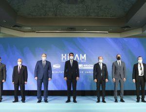 Bakan Kurum, MÜSİAD HİTAM Orta Ölçekli Üretim ve Ticaret Üssü tanıtım toplantısında konuştu: (2)