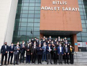 Van, Bitlis, Muş ve Hakkari'de emekli amirallerin açıklamasına tepki